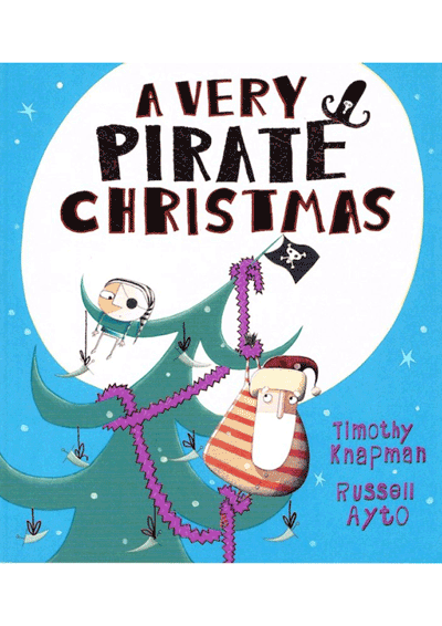 Very Pirate Christmas Cover