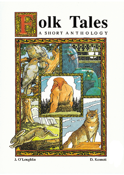 Folk Tales: A Short Anthology (pb) Cover