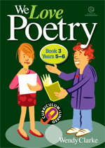 We Love Poetry Bk 3 Yrs 5-6