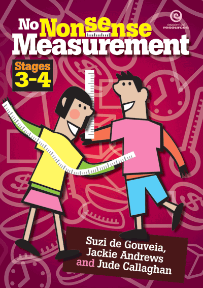 No Nonsense Measurement: Stages 3-4 Cover