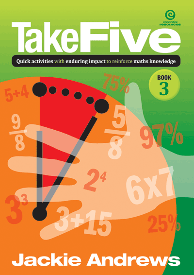 Take Five Bk 3 - Stages 6 to 8 Cover