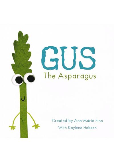 Gus the Asparagus Cover