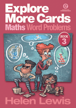 Explore More Cards - Maths Word Problems Yr 7-8