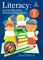Literacy: Guided Reading Rotation Programme Bk 1