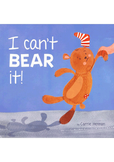 I can't BEAR it! Cover
