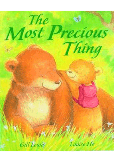 The Most Precious Thing Cover