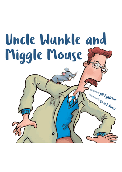 Uncle Wunkle and Miggle Mouse Cover