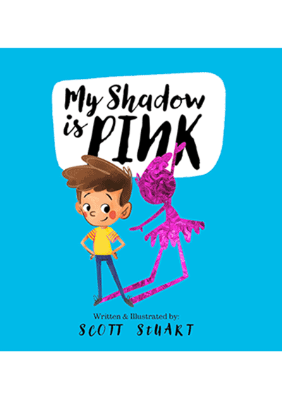 My Shadow is Pink Cover