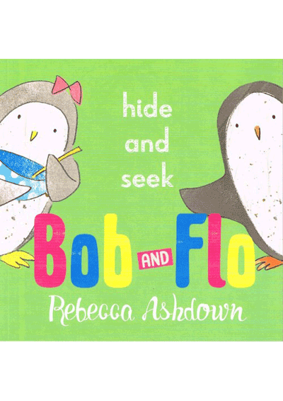 Bob and Flo Hide and Seek Cover