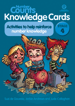Number Counts Knowledge Cards Stage 4