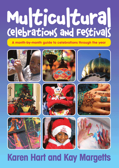 Multicultural Celebrations & Festivals Cover