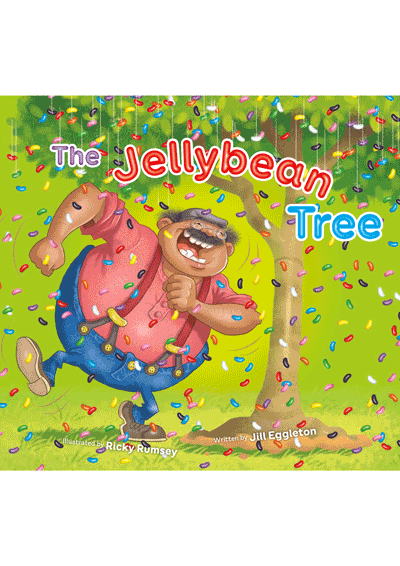 The Jellybean Tree Cover