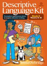 Descriptive Language Kit Bk 3 Yrs 6-8