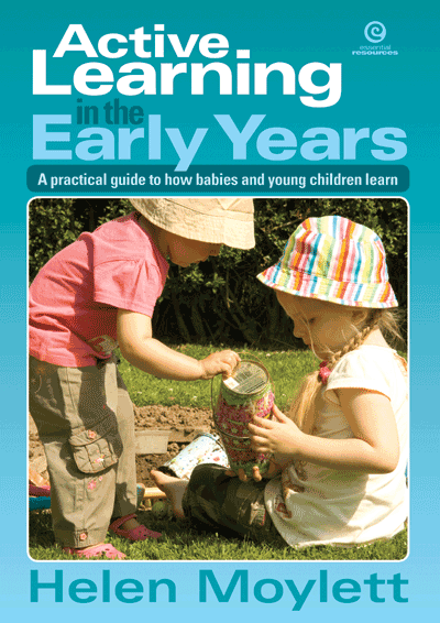 Active Learning in the Early Years Cover