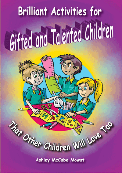 Brilliant Activities for Gifted and Talented Children Cover