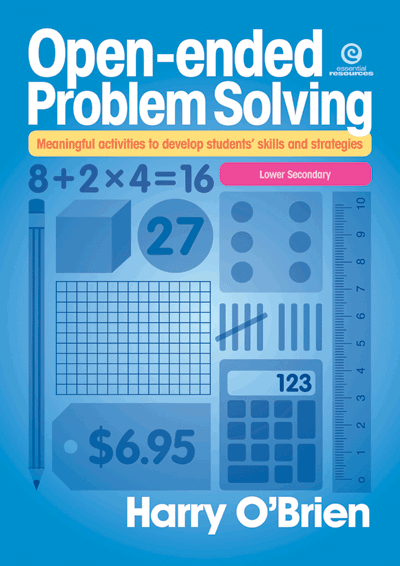 Open-ended Problem Solving: Lower Secondary Cover