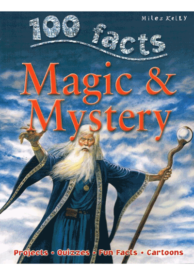 100 Facts - Magic & Mystery Cover