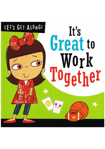 Let's Get Along - Work Together Cover