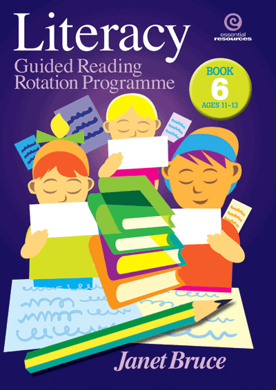 Literacy: Guided Reading Programme Bk 6 Cover