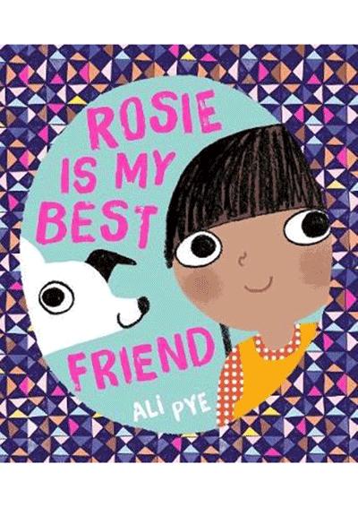 Rosie is my Best Friend Cover