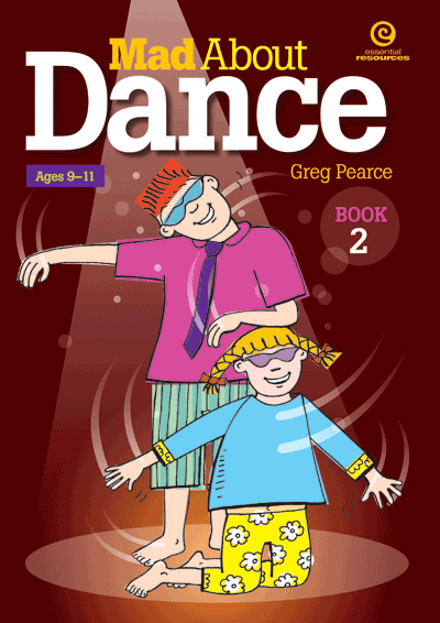 Mad About Dance Bk 2 Cover
