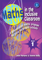 Maths in the Inclusive Classroom: Book 1