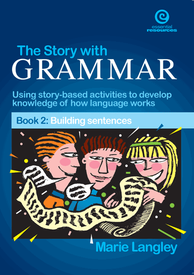 The Story with Grammar Bk 2: Building Sentences Cover