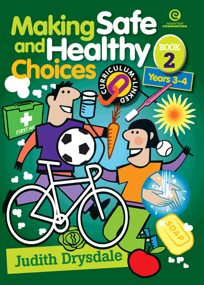 Making Safe and Healthy Choices Bk 2 Yrs 3-4 Cover