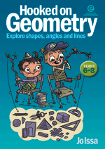 Hooked on Geometry Yrs 6-8: Shapes, angles and lines