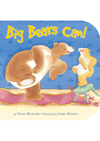 Big Bears Can! Cover