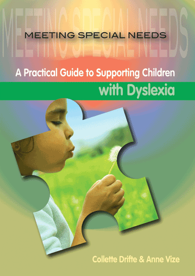 Meeting Special Needs: Dyslexia Cover