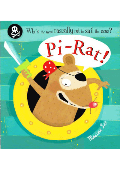 Pi-Rat! Cover