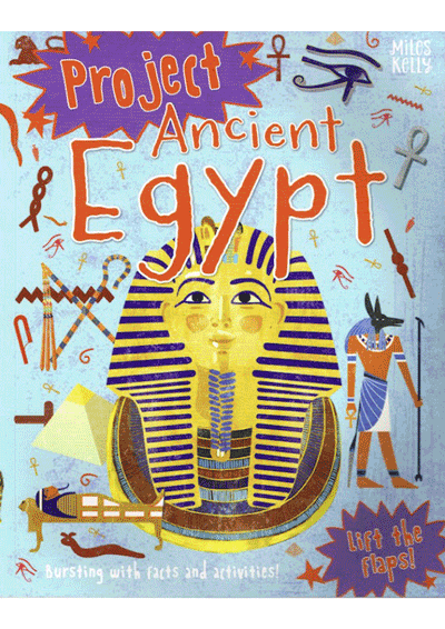 Projects - Ancient Egypt Cover