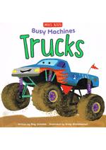 Busy Machines - Trucks
