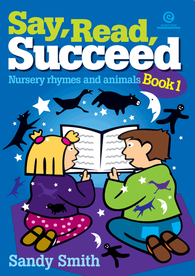 Say, Read, Succeed Bk 1 Cover
