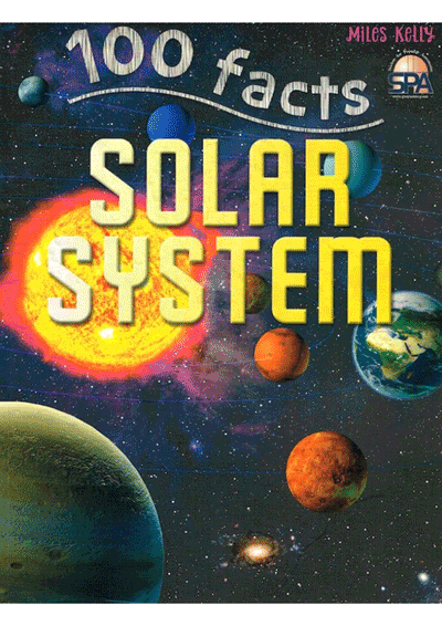 100 Facts - Solar System Cover