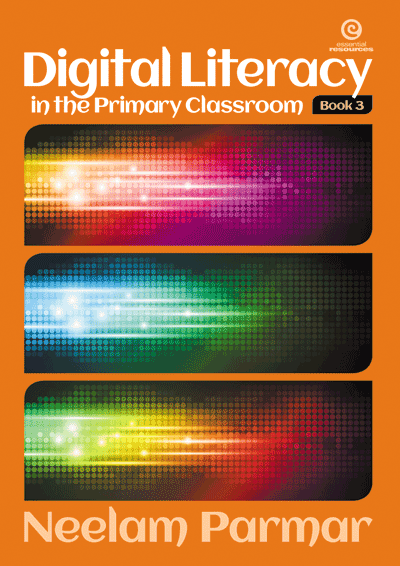 Digital Literacy in the Classroom - Bk 3 Cover