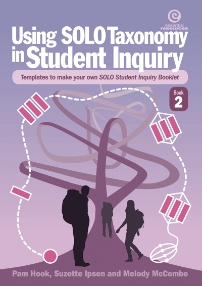 SOLO Taxonomy in Student Inquiry - Bk 2 Cover