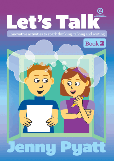 Let's Talk Book 2 Cover