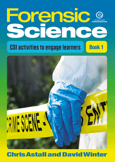 Forensic Science Bk 1 Cover