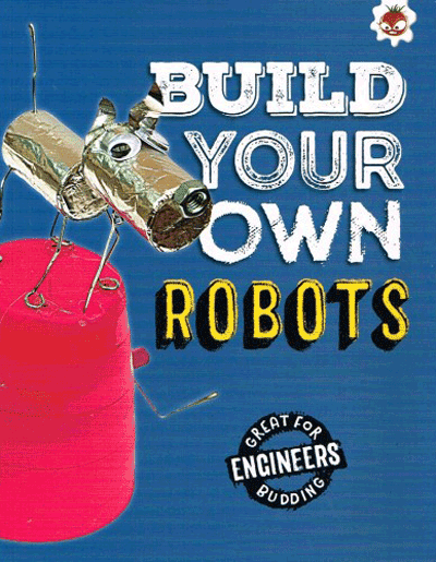 Build Your Own - Robots Cover