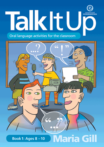 Talk it Up Bk 1 Ages 8-10 Cover
