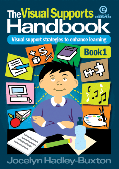 The Visual Supports Handbook Bk 1 Cover