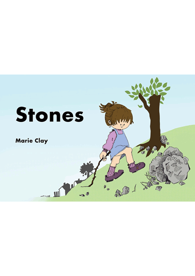 Concepts About Print: Stones Cover
