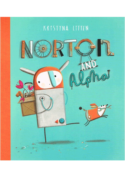 Norton and Alpha Cover