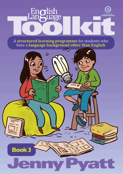 English Language Toolkit Bk 3 Cover