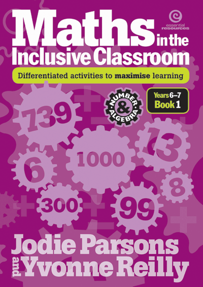 Maths in the Inclusive Classroom Yrs 6–7 Bk 1 Cover