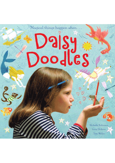 Daisy Doodles Cover