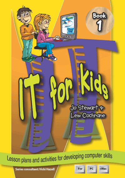 IT for Kids: Book 1 Cover