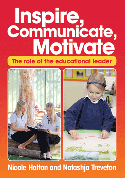 Inspire, Communicate, Motivate Cover
